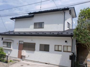 屋根重ね葺き・外壁塗装リフォーム