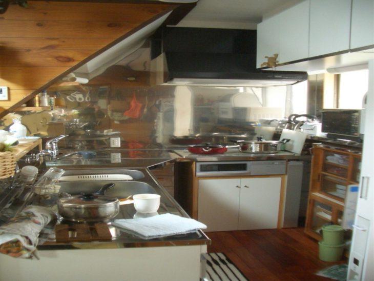 キッチン施工後