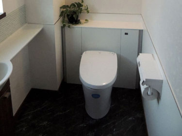 トイレ改修リフォーム
