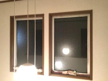 内窓リフォーム施工後